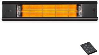 Aero S – Calefactor de infrarrojos 2500 W mando a
