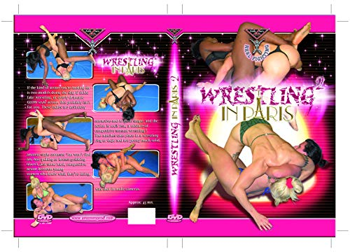 French Women's Wrestling - WRESTLING IN PARIS 2 DVD Amazon's Prod