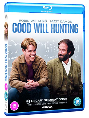 Good Will Hunting BD [Blu-ray] [2020]