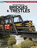 Model Railroad Bridges & Trestles (Model Railroader Modeling and Painting)