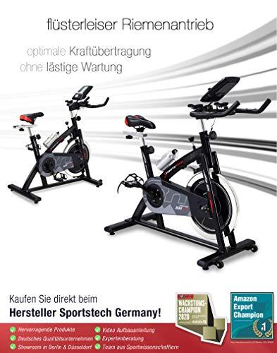 Sportstech Profi Indoor Cycle SX200 Hometrainer Fahrrad Bild 4*