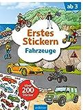 Erstes Stickern Fahrzeuge: über 200 Sticker