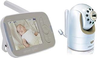 Infant Optics DXR-8 v1.3 Full Kit Baby Monitor, Round-pin Charging Port Version