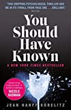 You Should Have Known: coming soon as The Undoing on HBO and Sky...