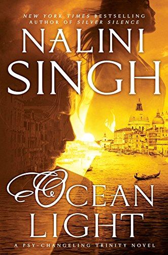 Ocean Light (Psy-Changeling Trinity Book 2)
