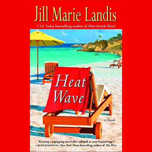 Heat Wave audiobook cover art