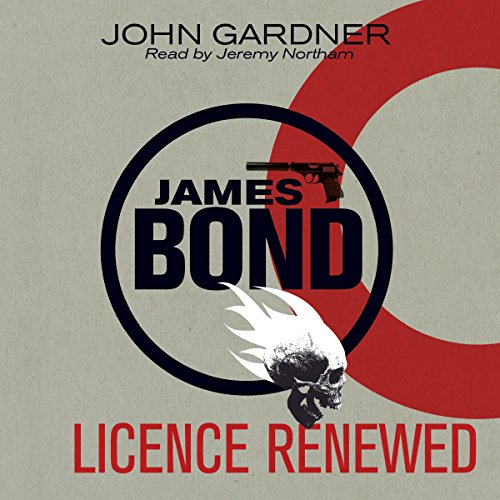 Licence Renewed audiobook cover art
