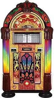 Rock-Ola Bubbler CD Gazelle Jukebox with Bluetooth - Holds 100 CDs
