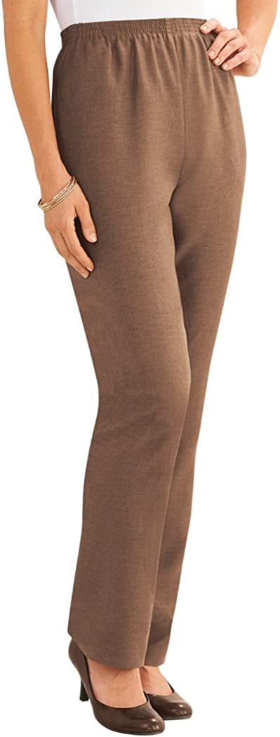 Alfred Dunner womens Tapered