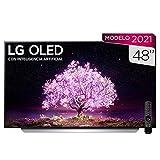 Pantalla LG 48' 4K Smart TV OLED OLED48C1PSA AI ThinQ (2021)