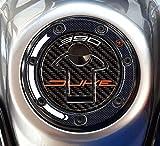 PROTECCIÓN DE LA Tapa DE Combustible en Gel 3D, Compatible con KTM 390 Duke...