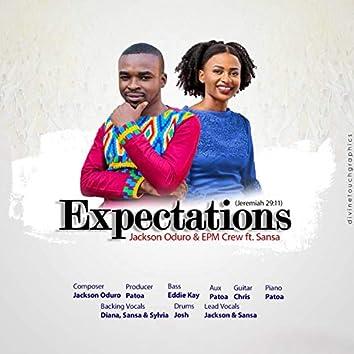 Expectations (feat. Sansa)