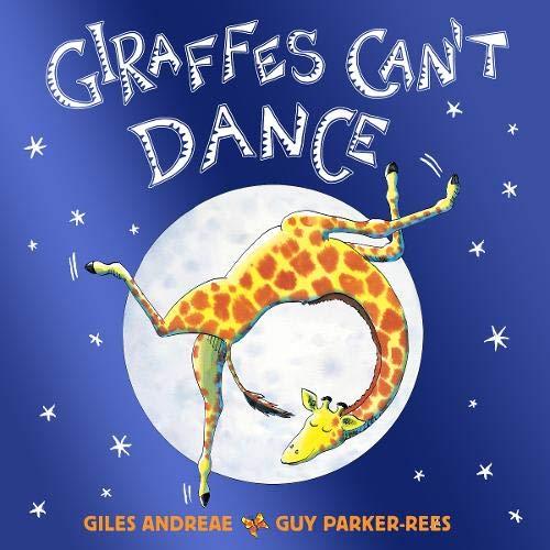 『Giraffes Can't Dance』のカバーアート