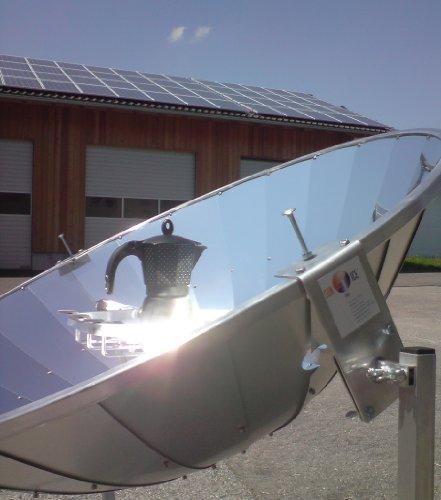 Sun and Ice Premium 11 Solarkocher - 4