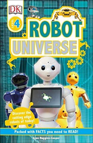 DK Readers L4 Robot Universe DK Readers Level 4 product image