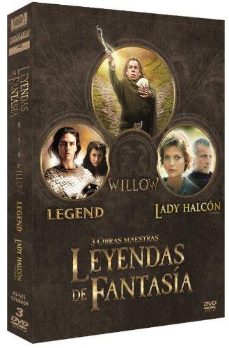 Col. Leyendas De Fantasia (Willow /Legend / Lady Halcon) [DVD]