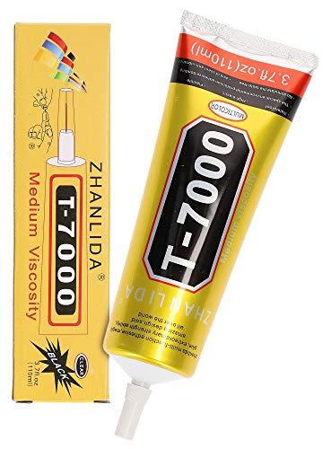 Neu Glue T-7000 110ml schwarzer Kleber