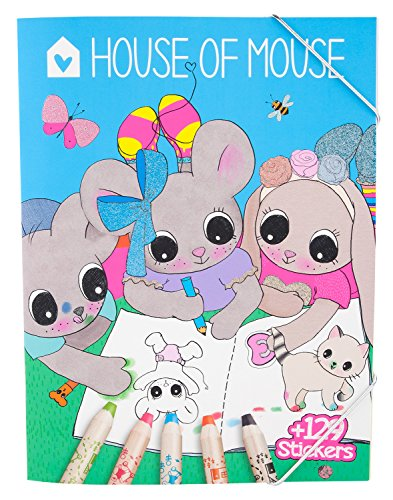 House of Mouse 8889 – Livre à Colorier