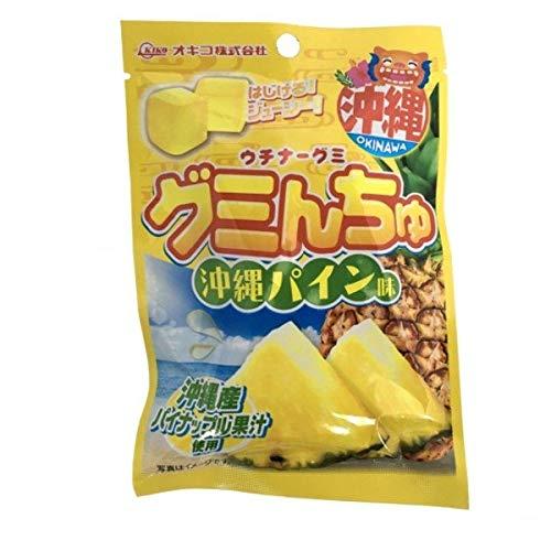 グミんちゅ 沖縄パイン味 40g ×1袋