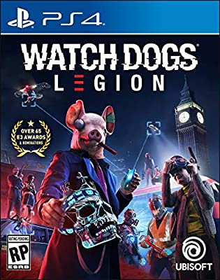 Watch Dogs Legion - Twister Parent