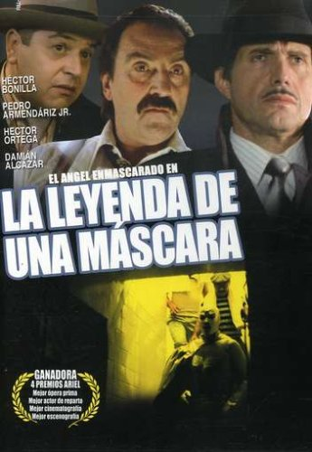 La Leyenda De Una Mascara [Import USA Zone 1]