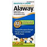 Bausch + Lomb Alaway Children's Antihistamine Eye Drops, 0.17 Ounces/5 mL