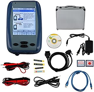 Factory, OEM Newest Toyota Denso IT2 V2017.01 for Toyota Denso Intelligent Tester It2 for Toyota and Suzuki Diagnose and Programming with Oscilloscope Contain 2 Memory Cards