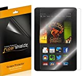 (3 Pack) Supershieldz Anti Glare and Anti Fingerprint (Matte) Screen Protector Designed for Kindle Fire HDX 7 inch Tablet (2013 Release Only)