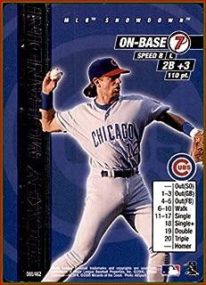 2000 MLB Showdown 1st Edition #88 Mickey Morandini CHICAGO CUBS