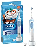 Best Electric Toothbrushes With Timers - Oral-B Kids Electric Toothbrush with Sensitive Brush Head Review