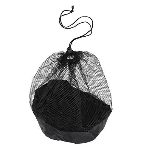 koolsoo Bolsa de Transporte con Cierre de Cordón para Conos Marcadores de Parcela
