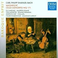 Magnificat Cello Concerto