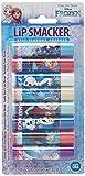 Lip Smacker - Disney Frozen Collection - Baumes à lèvres pour Enfants - Sticks à Lèvres Lip Smacker Disney Frozen Party - 8 pièces