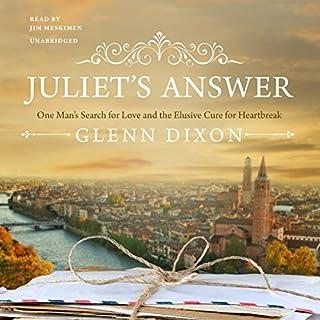 Juliet's Answer audiobook cover art