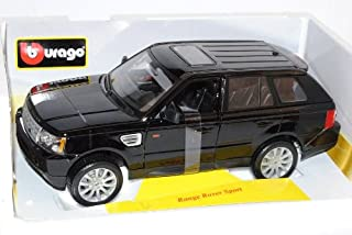 Generation Schwarz 2005-2013 1//43 Modellcarsonline Modell Auto mit individiuellem Wunschkennzeichen Unbekannt Land Rover Range Rover Sport 1