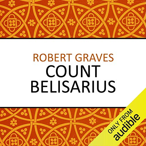 Couverture de Count Belisarius