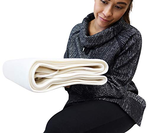 DevLon NorthWest Massage Table Warmer Pad Digital Heat Settings Digital Timer Portable Auto Overheat...
