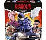 Asmodee - Diabolik, Gioco da Tavolo Pendragon Game Studio, Edizione in Italiano, 0598