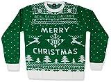 Kappa Navidad Betis Jersey, Hombre, Multicolor, M