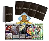 100 Assorted Force of Will TCG Random Card Pack Lot