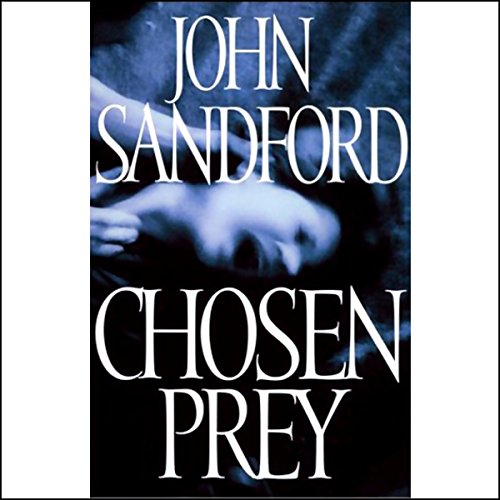 Chosen Prey audiobook cover art