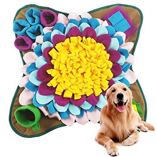 Snuffle Mat Para Perros, Alfombra Olfativa Perros, Mantas Olfativas Para Perros, Perro Mascotas Perros Tapete,18.89
