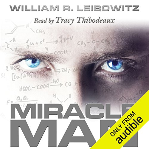 Miracle Man audiobook cover art