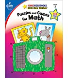 Puzzles and Games for Math, Grade 2: Gold Star Edition (Home Workbooks Gold Star Edition)