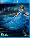 Cinderella Live Action [Blu-ray] [UK Import]