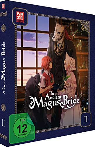 The Ancient Magus Bride - Vol.2 - [DVD]