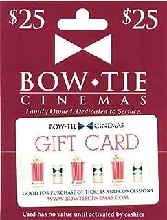 Bow Tie Cinemas Gift Card