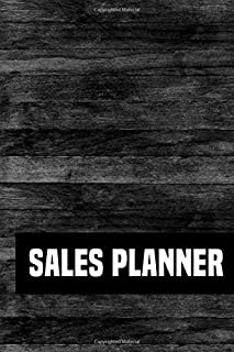Sales Planner: Quarterly Professional Sales Planner Journal, Weekly & Daily Planner, Opportunity Tracker, Meeting Planner, Gray Slate Cover