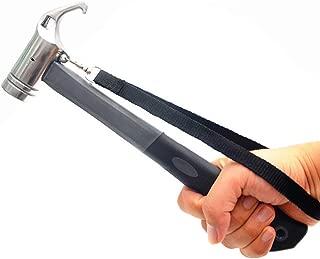 Multi-Functional Nail Hammer, Camping Tent, Canopy Hardware Hammer, Household Hoe, Wooden Floor Nailer Hammer