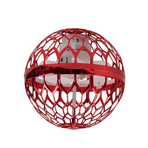 KEYDI Flying Toy Recargable Mini Drone UFO para Niños Boomerang Spinner Flynova Pro, Flying Ball Toy Dynamic Lights with 360° Rotating and Shinning LED Light, Regalos para Niños Y Niñas
